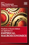 Cover Handbook of Research Methods and Applications in Empirical Macroeconomics