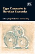 Cover Elgar Companion to Hayekian Economics