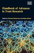 Cover Handbook of Advances in Trust Research