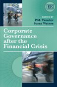 Cover Corporate Governance after the Financial Crisis