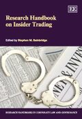 Cover Research Handbook on Insider Trading