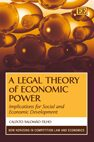 Cover A Legal Theory of Economic Power