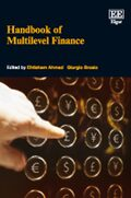 Cover Handbook of Multilevel Finance
