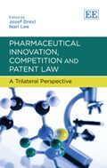 Cover Pharmaceutical Innovation, Competition and Patent Law