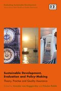Cover Sustainable Development, Evaluation and Policy-Making