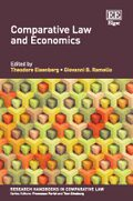 Cover Comparative Law and Economics