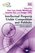 Cover Intellectual Property, Unfair Competition and Publicity