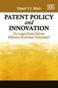 Cover Patent Policy and Innovation