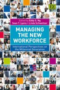 Cover Managing the New Workforce