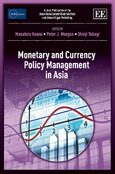 Cover Monetary and Currency Policy Management in Asia