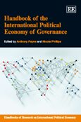 Cover Handbook of the International Political Economy of Governance