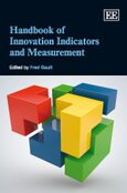 Cover Handbook of Innovation Indicators and Measurement