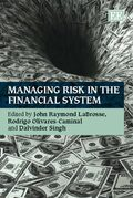 Cover Managing Risk in the Financial System