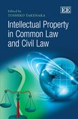 Cover Intellectual Property in Common Law and Civil Law