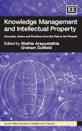 Cover Knowledge Management and Intellectual Property