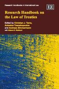 Cover Research Handbook on the Law of Treaties