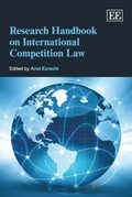 Cover Research Handbook on International Competition Law