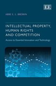 Cover Intellectual Property, Human Rights and Competition