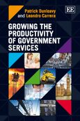 Cover Growing the Productivity of Government Services
