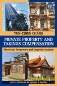 Cover Private Property and Takings Compensation