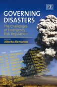 Cover Governing Disasters