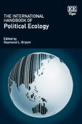 Cover The International Handbook of Political Ecology