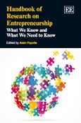 Cover Handbook of Research On Entrepreneurship