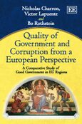 Cover Quality of Government and Corruption from a European Perspective