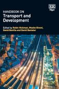 Cover Handbook on Transport and Development
