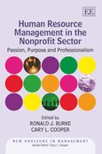 Cover Human Resource Management in the Nonprofit Sector