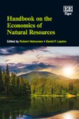 Cover Handbook on the Economics of Natural Resources