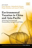 Cover Environmental Taxation in China and Asia-Pacific