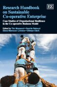 Cover Research Handbook on Sustainable Co-operative Enterprise