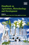 Cover Handbook on Agriculture, Biotechnology and Development