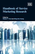 Cover Handbook of Service Marketing Research