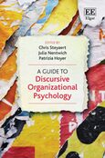 Cover A Guide to Discursive Organizational Psychology