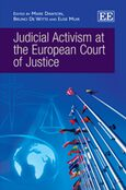 Cover Judicial Activism at the European Court of Justice