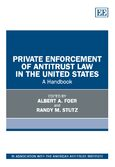 Cover Private Enforcement of Antitrust Law in the United States