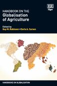 Cover Handbook on the Globalisation of Agriculture