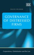 Governance of Distressed Firms
