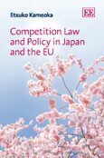 Cover Competition Law and Policy in Japan and the EU