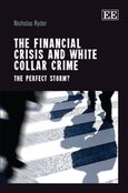 Cover The Financial Crisis and White Collar Crime