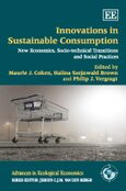 Cover Innovations in Sustainable Consumption