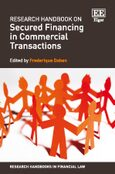 Cover Research Handbook on Secured Financing in Commercial Transactions