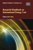 Cover Research Handbook on International Energy Law