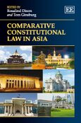 Cover Comparative Constitutional Law in Asia