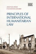 Cover Principles of International Humanitarian Law