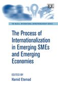 Cover The Process of Internationalization in Emerging SMEs and Emerging Economies