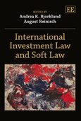 Cover International Investment Law and Soft Law