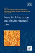 Cover Poverty Alleviation and Environmental Law
